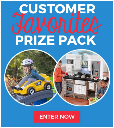 Customer Favorites Prize Pack