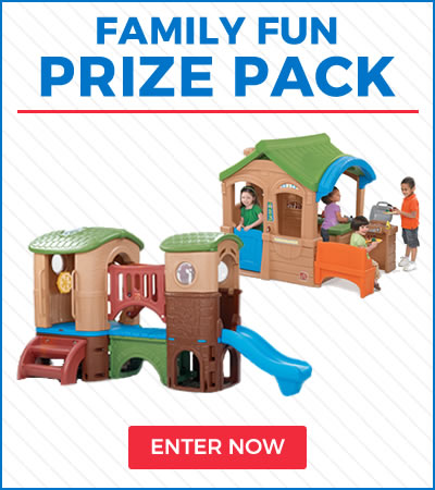 Family Fun Prize Pack